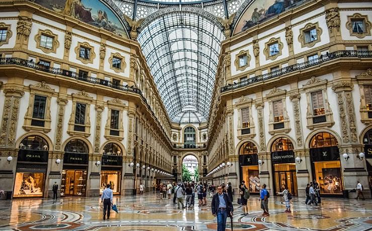 turismo itália Milão