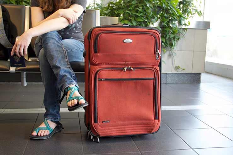 Cobertura para bagagem extraviada ou cancelamento de viagem