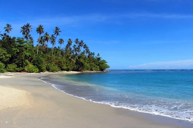 Turismo nas Ilhas Salomão