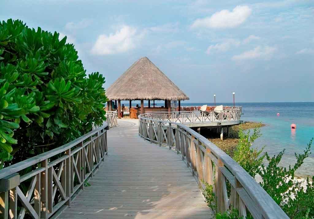 Seguro viagem para Asia ilhas maldivas