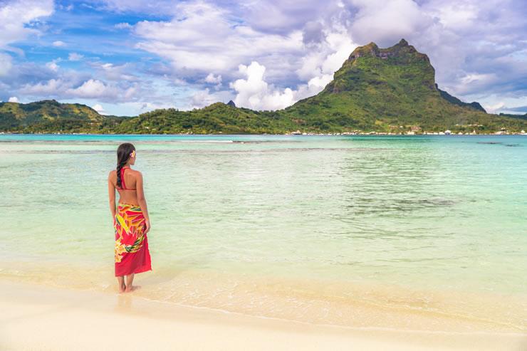 Turismo no Taiti