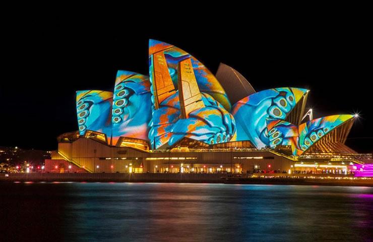 Turismo na Oceania
