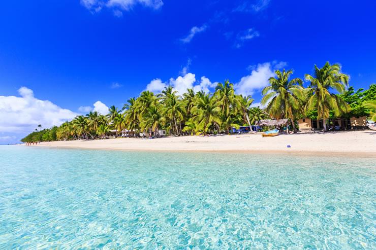 Turismo nas Ilhas Fiji