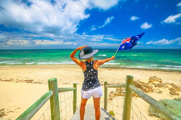 Países da Oceania