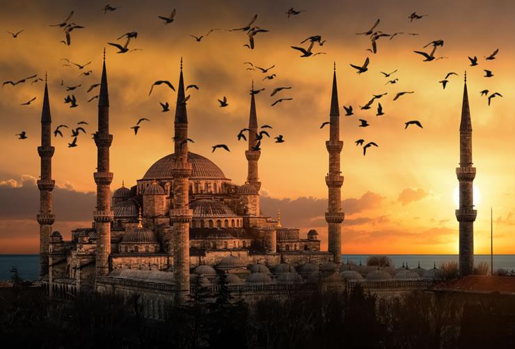 Turismo no Oriente Médio