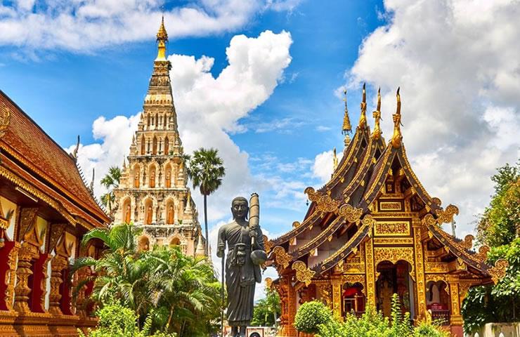 Viagem para a Ásia Tailândia