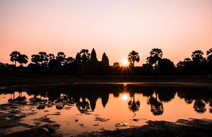 Viagem para a Ásia Camboja