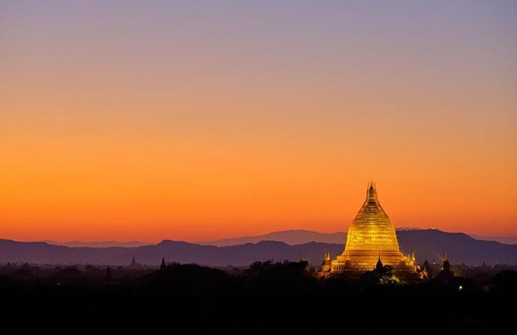 Viagem à Ásia Myanmar