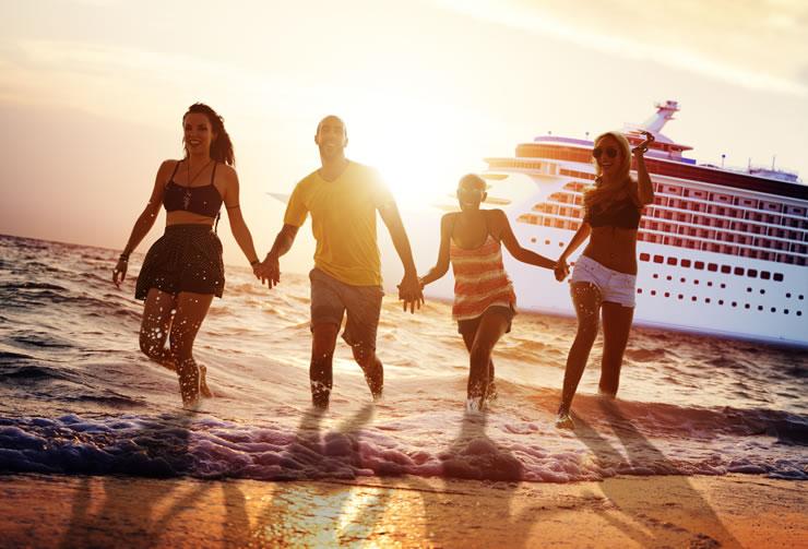 Razões para fazer uma viagem de cruzeiro