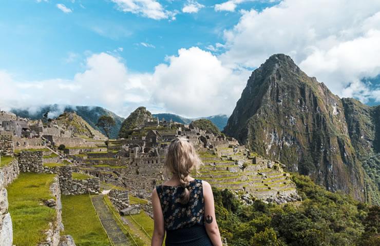 Viajar pela América do Sul