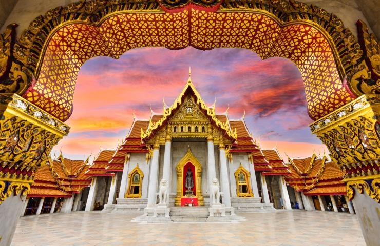 Seguro Viagem para a Tailândia