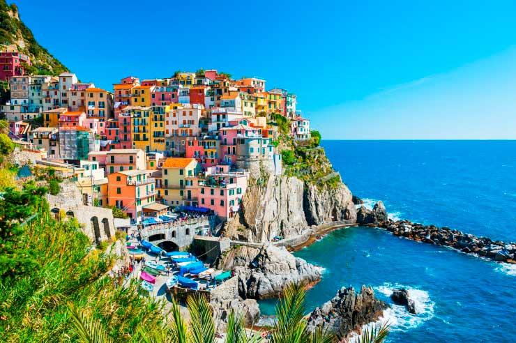 Cidades da Itália