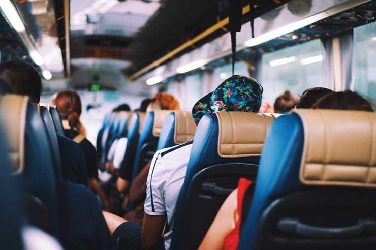 transporte público no carnaval