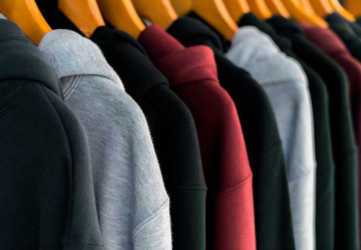 Soluções para não amarrotar as roupas
