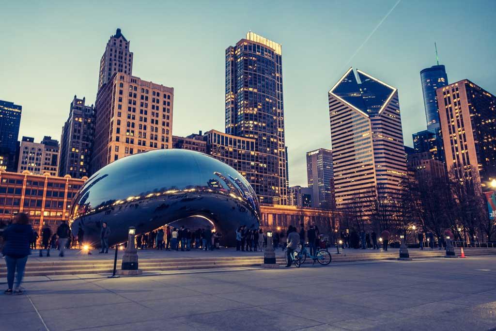 O que fazer em Chicago: Millenium Park