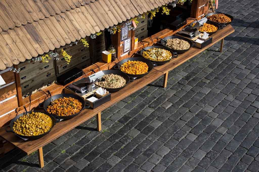 O que fazer em Praga, gastronomia