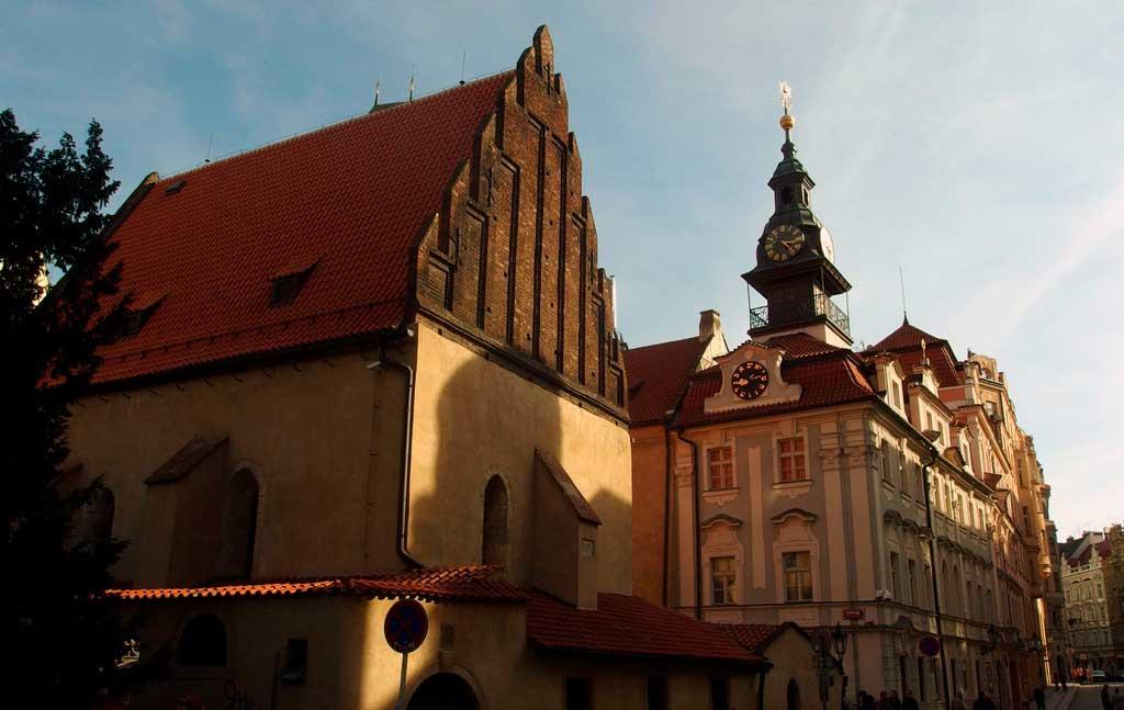 O que fazer em Praga, Sinagoga Velha-nova