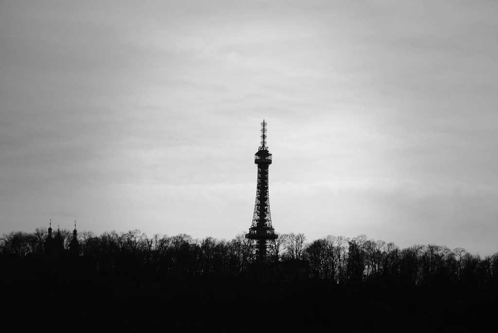 O que fazer em Praga, Torre petrin