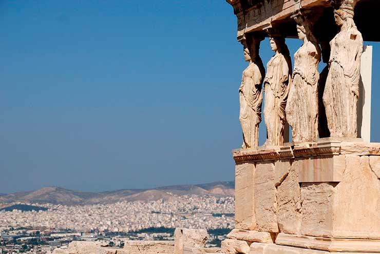 Atenas – 2 dias Roteiro Grécia