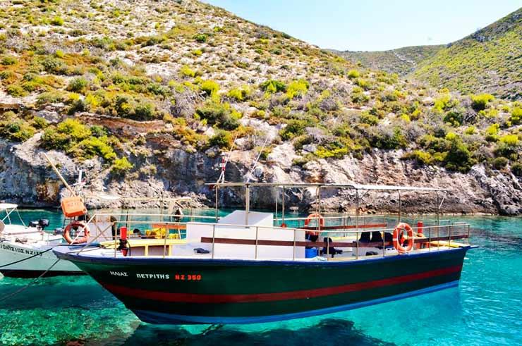 Como chegar até a Grécia?