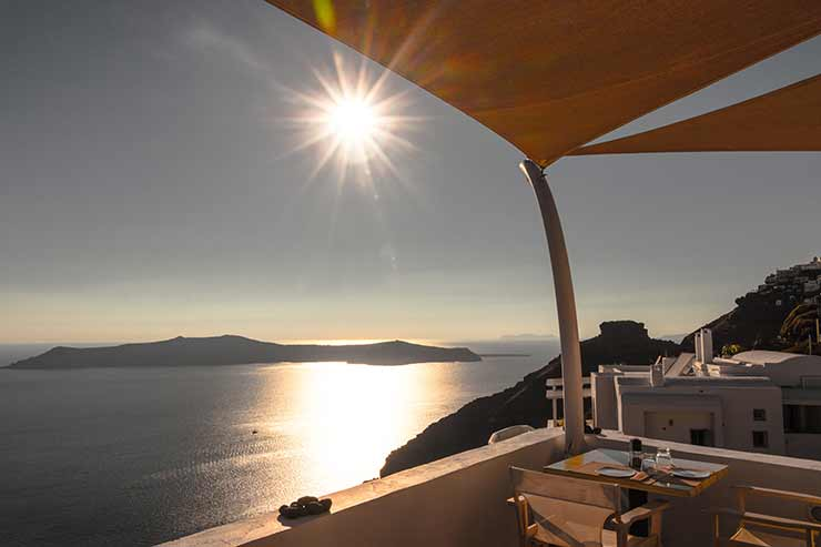 Qual a melhor época para ir à Grécia?