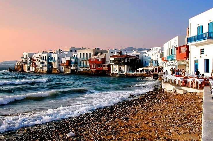 Mykonos – 4 dias Roteiro Grécia