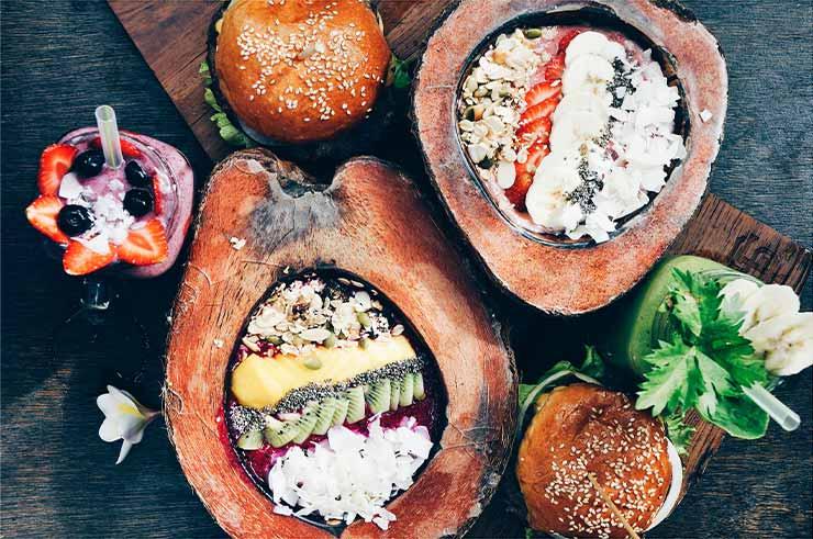 O que comer em Bali