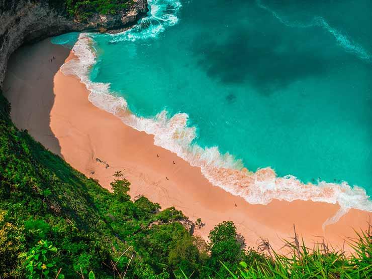 O que fazer em Bali: praias paradisíacas
