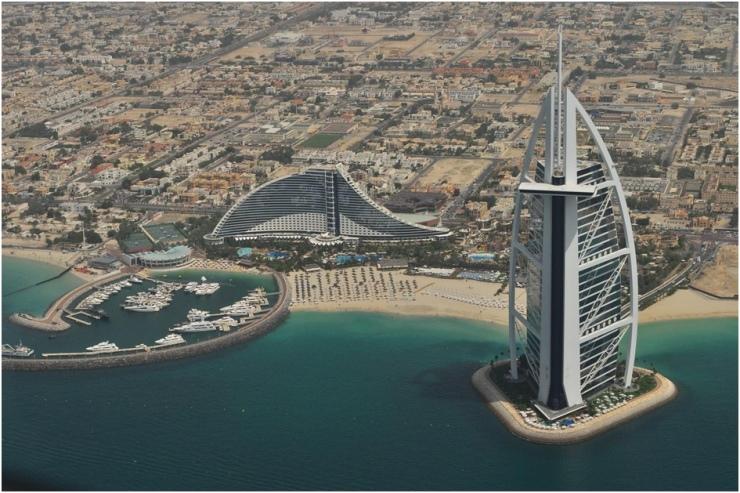 Burj Al Arab Hotel