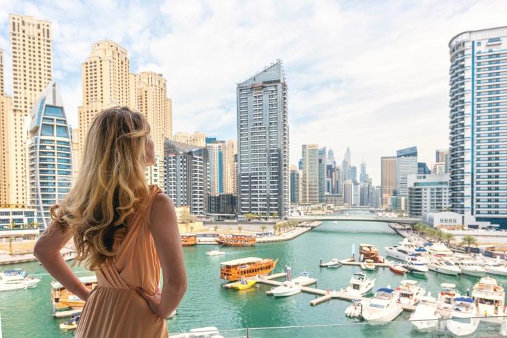 Seguro viagem para Dubai