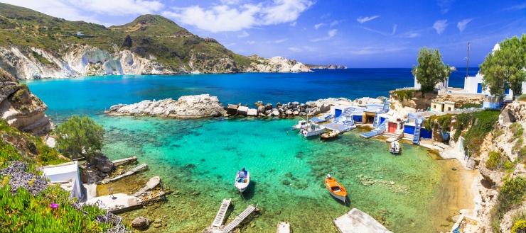 Roteiro Grécia Milos