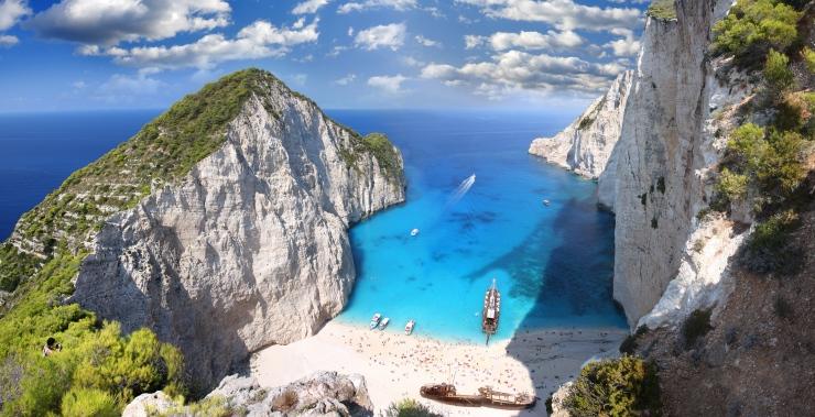 Roteiro Grécia Zakynthos
