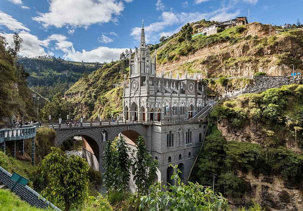 Santuário de Las Lajas, Colômbia