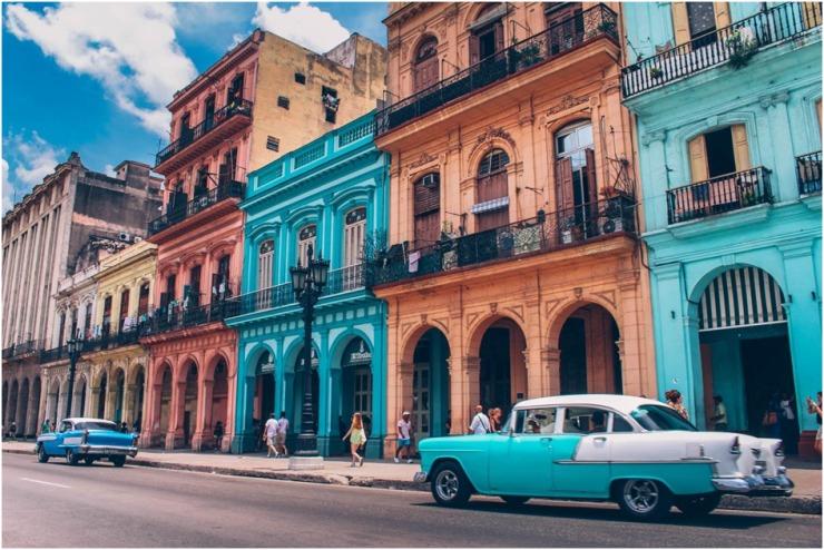 Seguro viagem Cuba