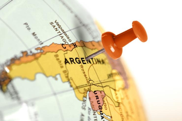Como é o turismo na Argentina