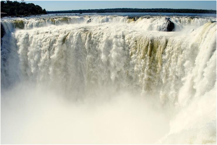 Puerto Iguazú na Argentina