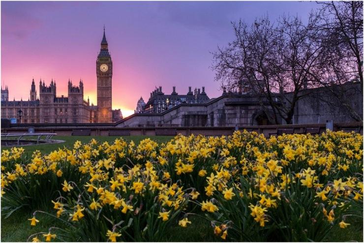 Turismo na Europa Reino Unido