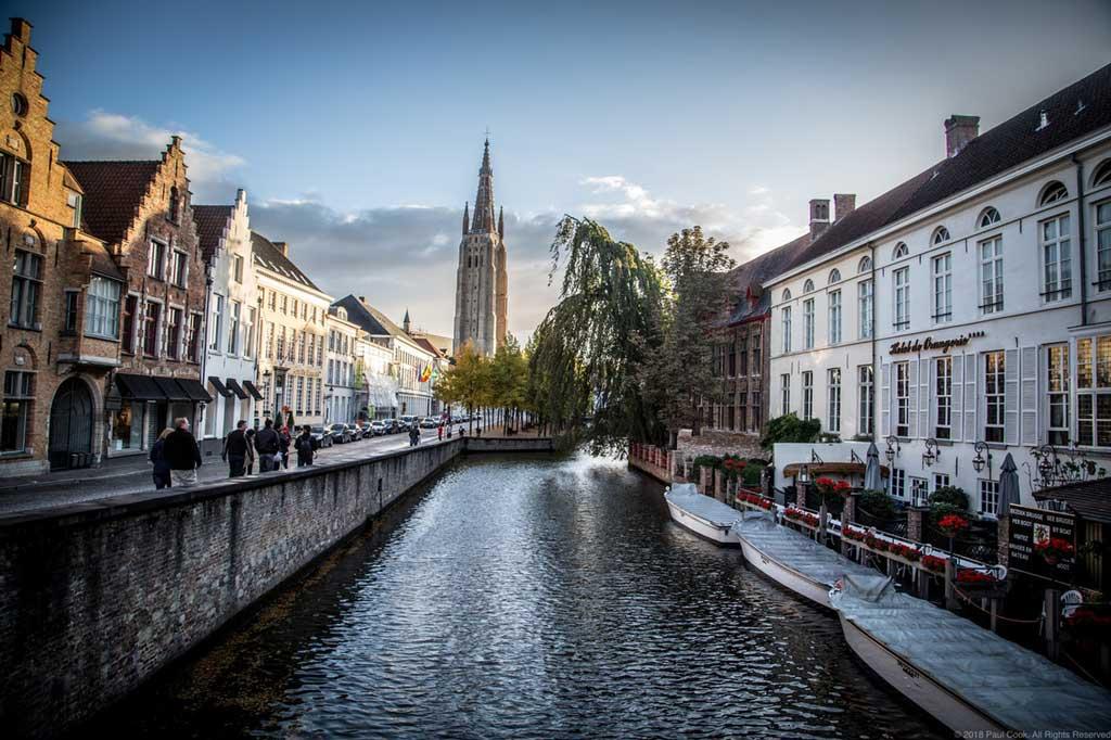 Melhor época para viajar para a Bélgica