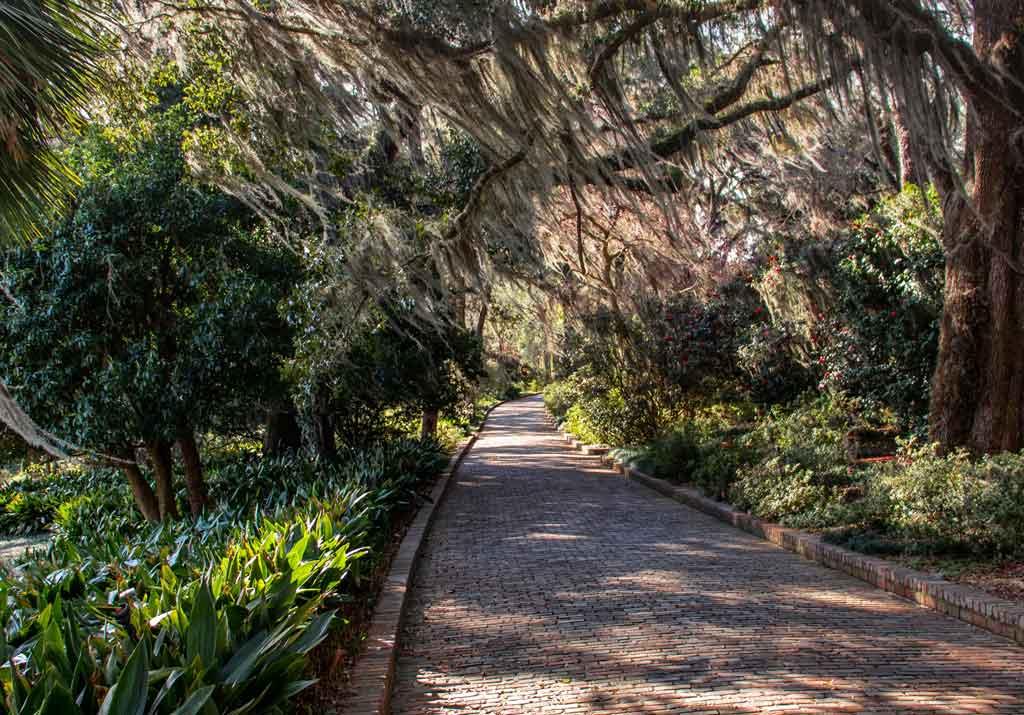 Parque em Tallahassee