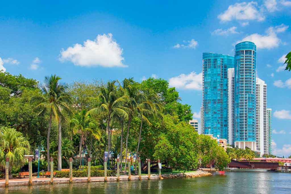 Cidade de Fort Lauderdale, Florida