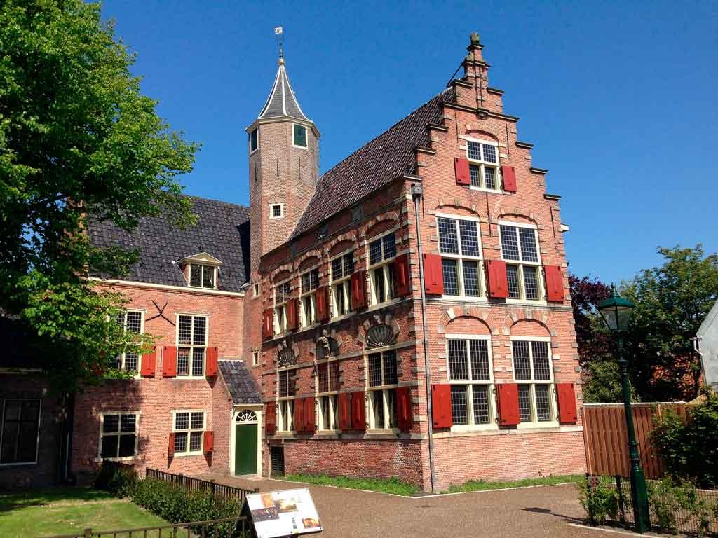 Edifício em Alkmaar