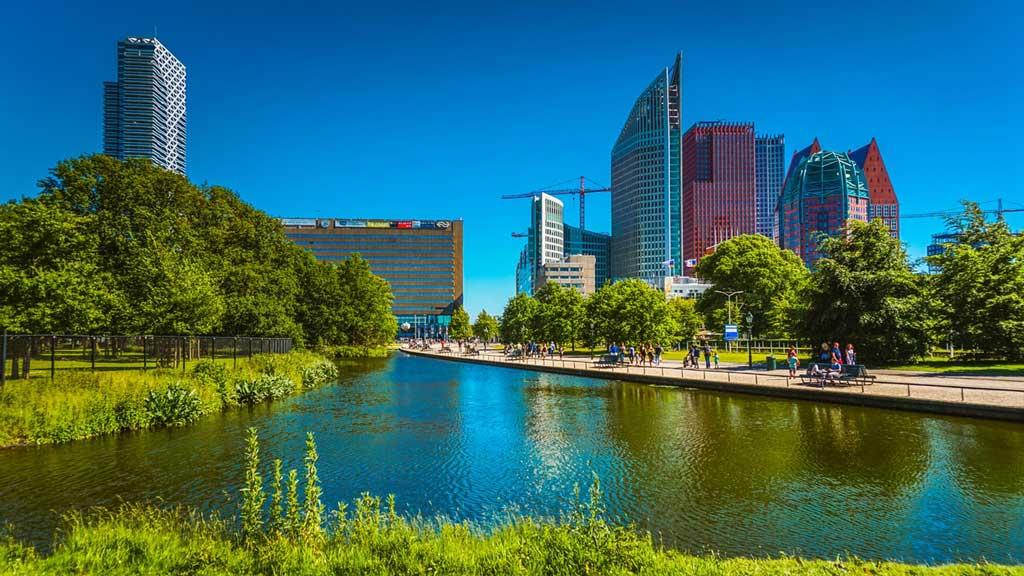 Turismo nas cidades da Holanda