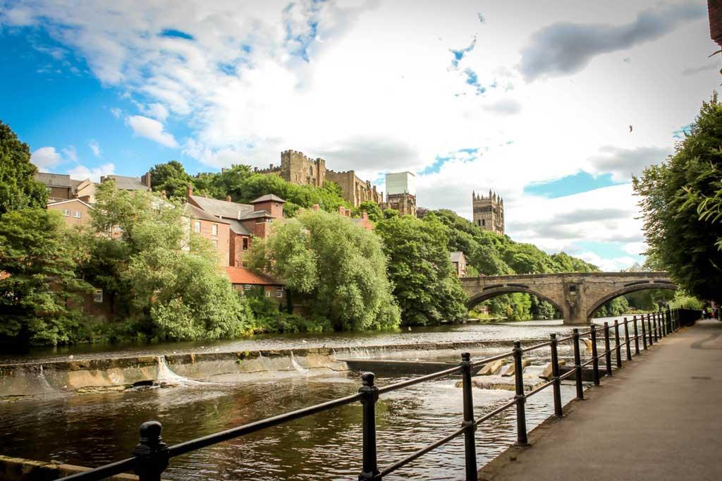 Paisagem de Durham