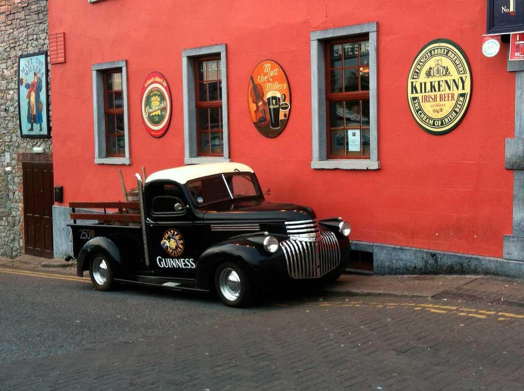 Foto da cidade de Kilkenny
