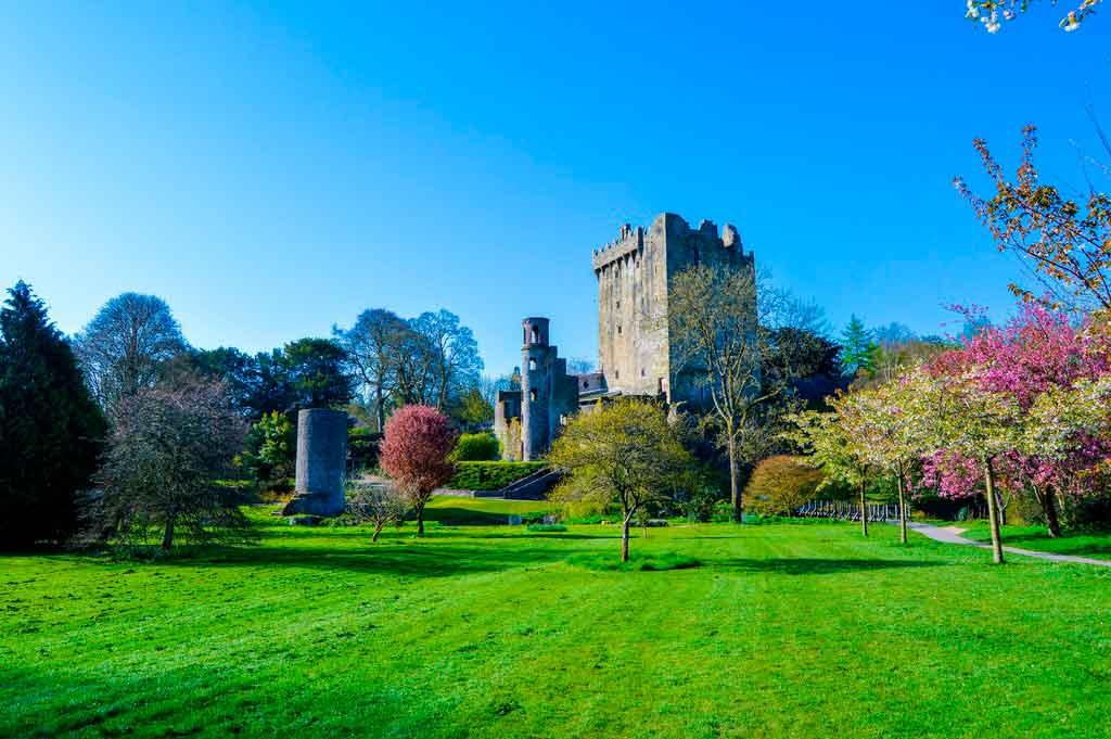 Castelo em Cork
