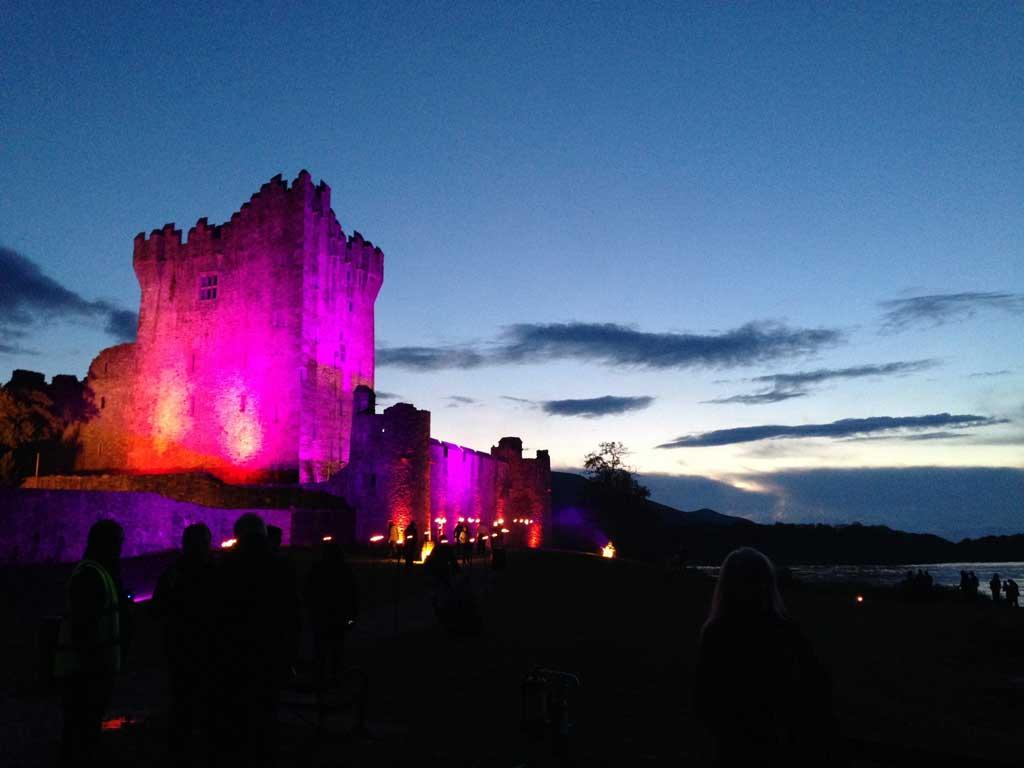 conheça a cultura e tradição das cidades da Irlanda e seus castelos