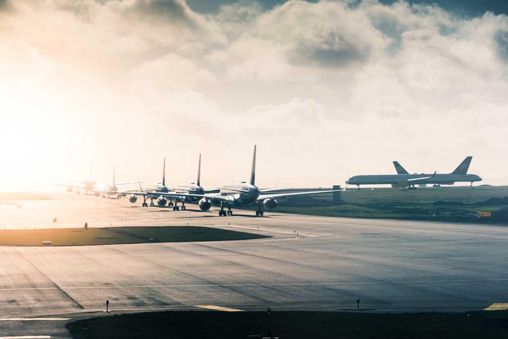 Foto de aeroporto