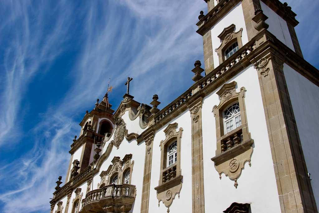 Catedral em Viseu