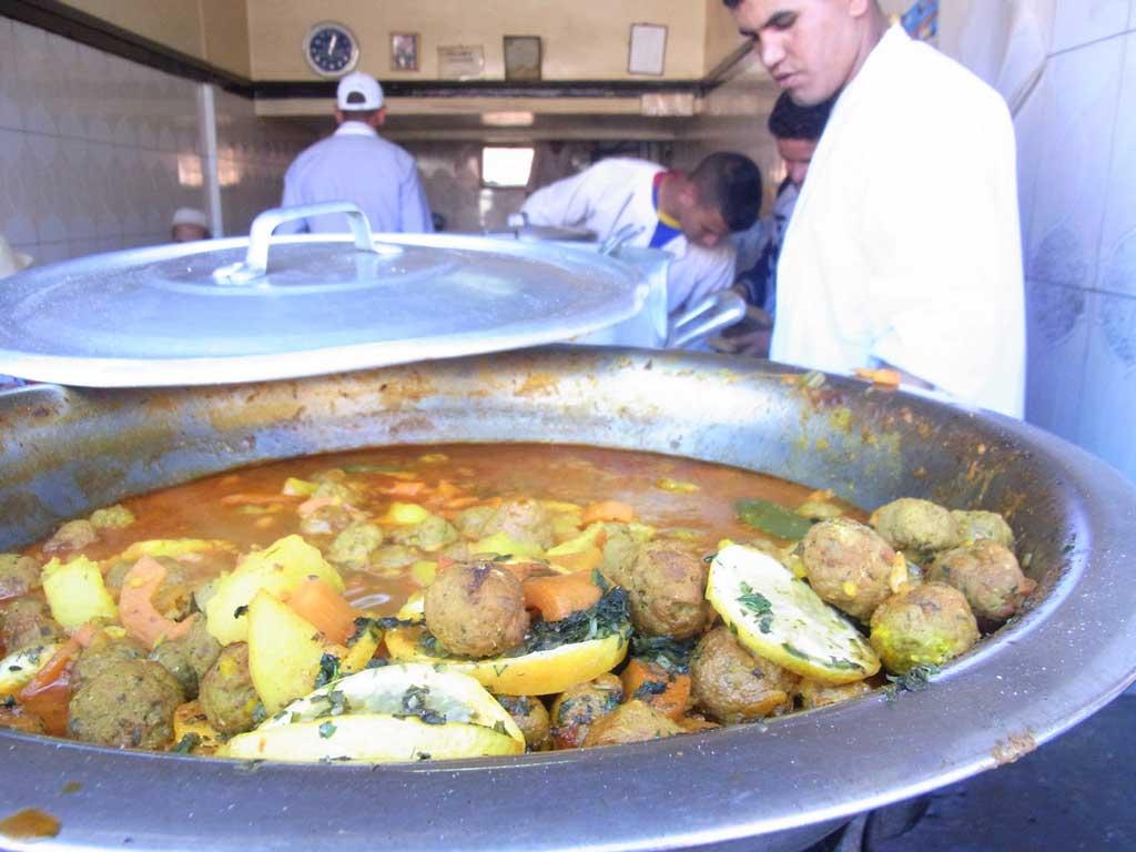 Marrocos Turismo: gastronomia