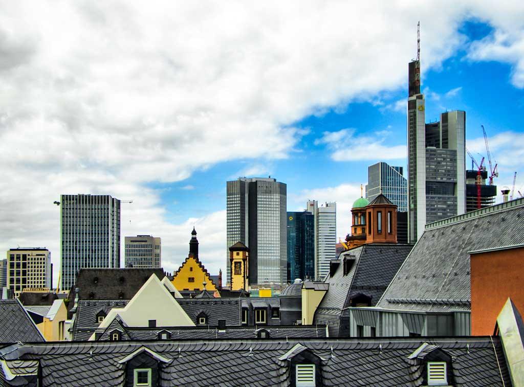 Foto da cidade de Frankfurt
